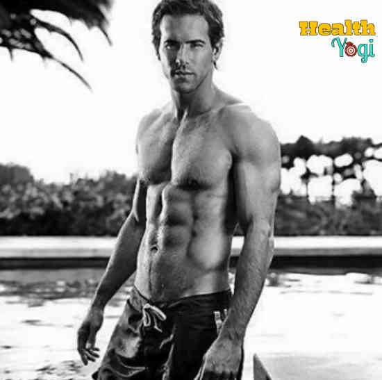 Ryan Reynolds Diet plan
