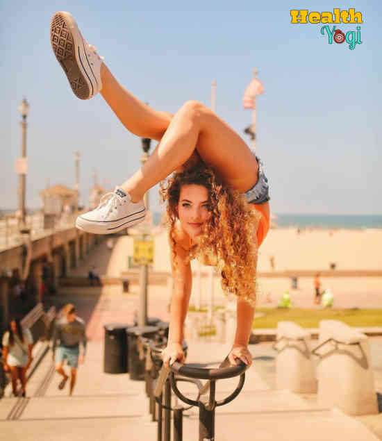 Sofie Dossi Workout Routine