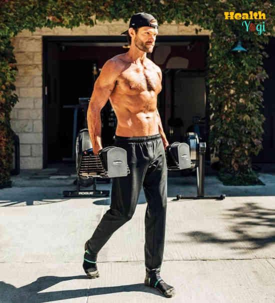 Jared Padalecki Workout Routine and Diet Plan