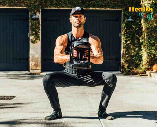 Jared Padalecki Workout Routine