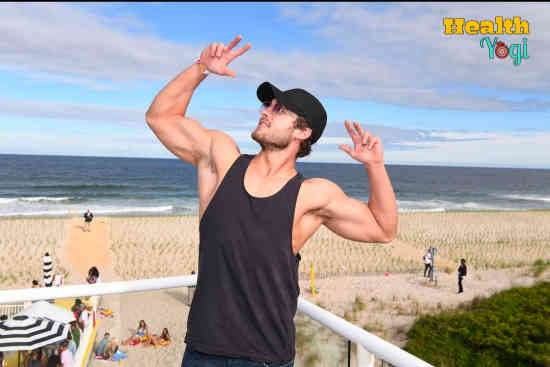 Cody Christian Workout Routine and Diet Plan