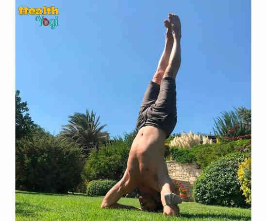 Burak Deniz Workout Routine