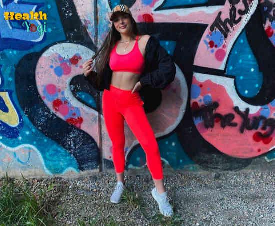 Kendall Vertes Workout Routine