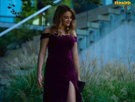 Josephine Langford Diet Plan and Workout Routine