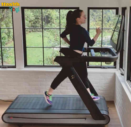 Kat Dennings Workout Routine