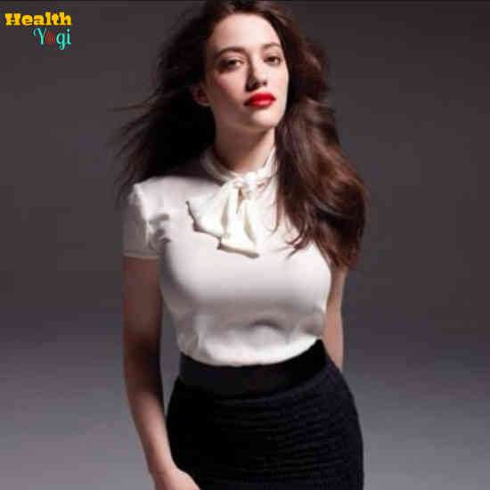 Kat Dennings Diet Plan and Workout Routine