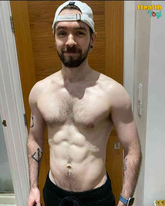 Jacksepticeye Workout Routine