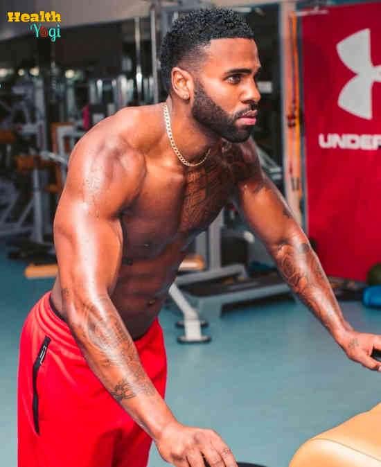 Jason Derulo Workout Routine