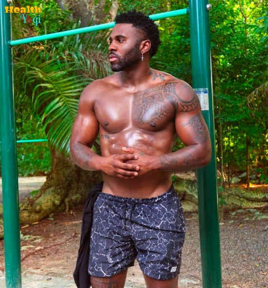 Jason Derulo Workout Routine and Diet Plan