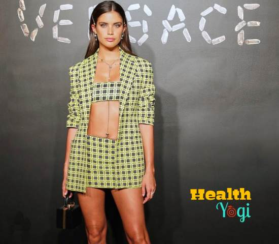 Sara Sampaio Workout Routine And Diet Plan