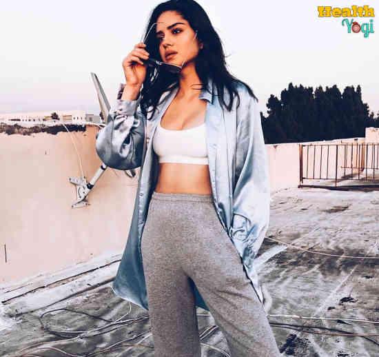 Sasha Calle Diet Plan and Workout Routine