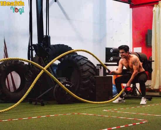 Ranveer Allahbadia Workout Routine