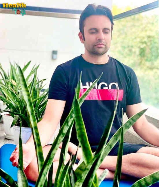 Sandeep Maheshwari Workout Routine