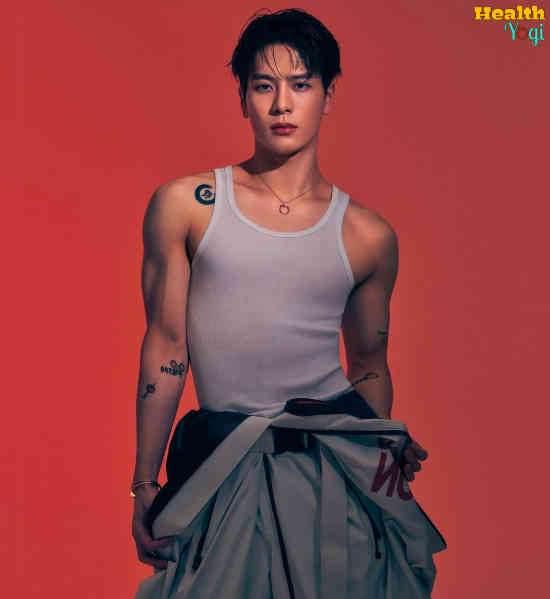 Jackson Wang Diet Plan