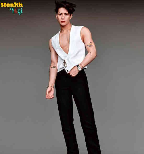 Jackson Wang Workout Routine