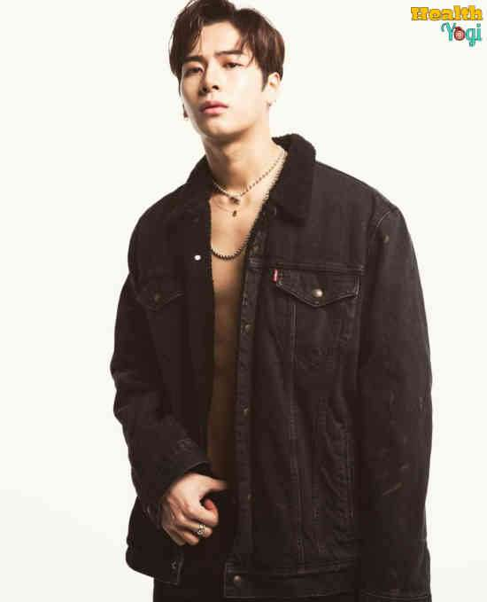 Jackson Wang Workout Routine and Diet Plan