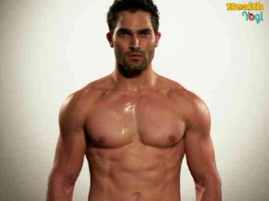 Tyler Hoechlin Superman Workout Routine