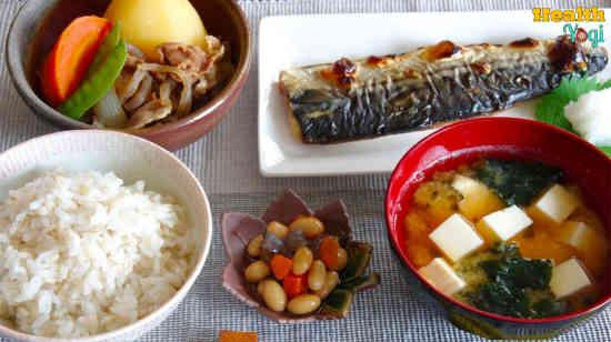 J-Pop Idol's Diet Plan