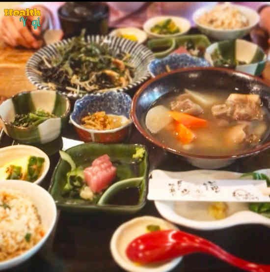Okinawa Diet Plan for Longevity