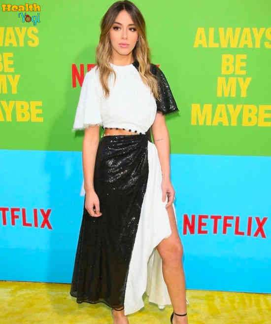 Chloe Bennet Diet Plan and Workout Routine