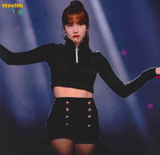 Twice Mina Diet Plan and Workout Routine