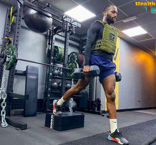 Leon Edwards Workout Routine