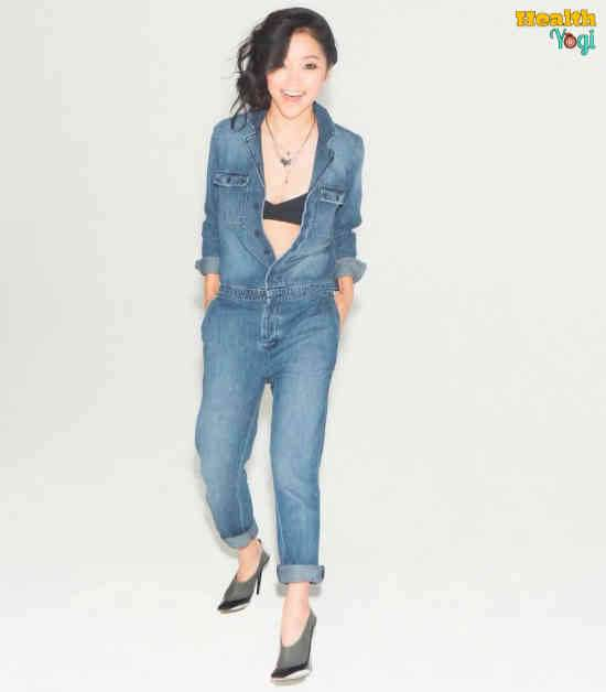 Lana Condor Diet Plan and Workout Routine