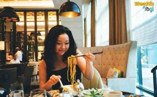 Lana Condor Diet Plan