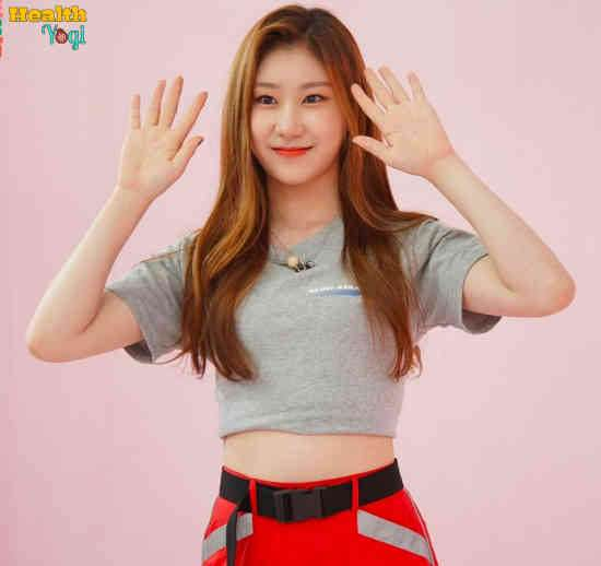 ITZY Chaeryeong Diet Plan and Workout Routine
