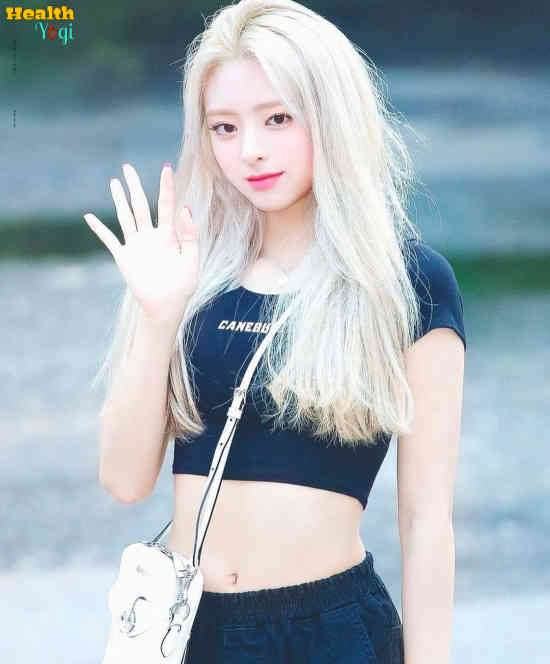 ITZY Shin Yuna Diet Plan and Workout Routine