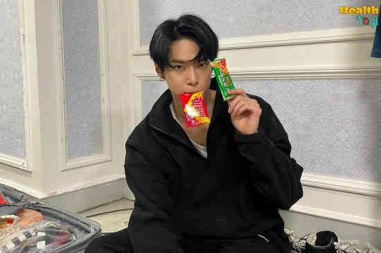 NCT Doyoung Diet Plan