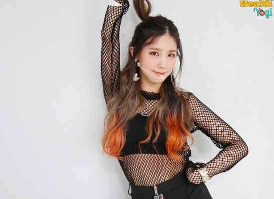 (G)I-DLE Cho Mi-Yeon Workout Routine