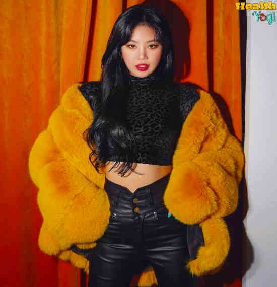 (G)I-DLE Soojin Diet Plan and Workout Routine