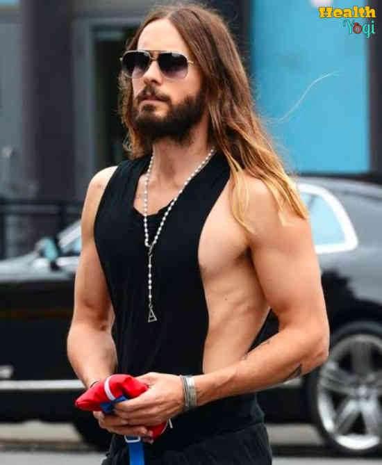 Jared Leto Workout Routine