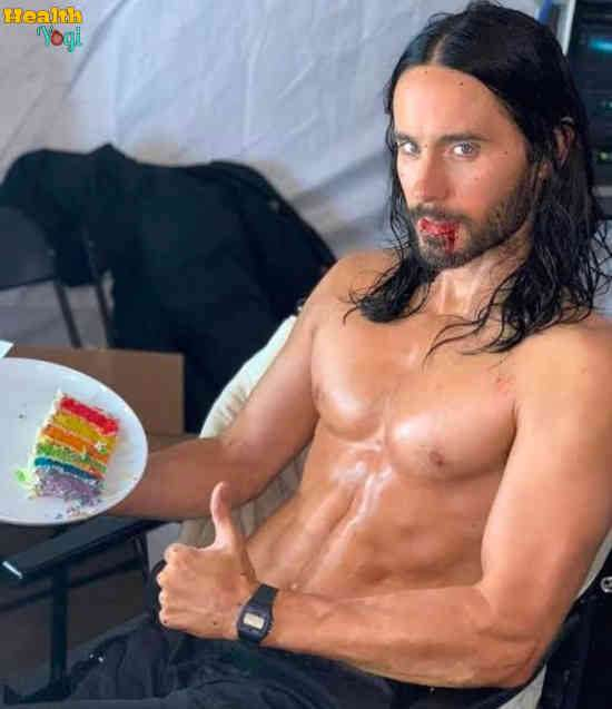 Jared Leto Diet Plan