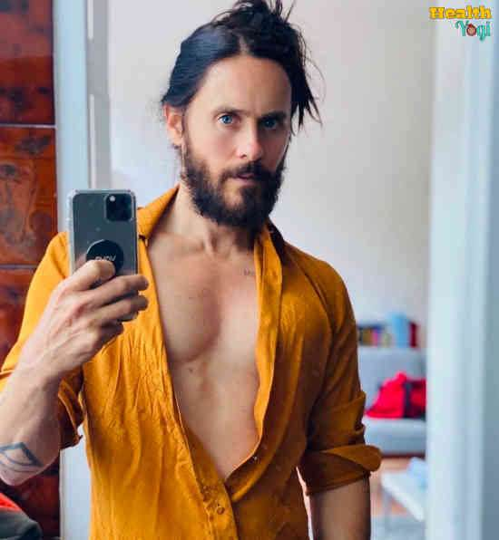 Jared Leto Workout Routine and Diet Plan