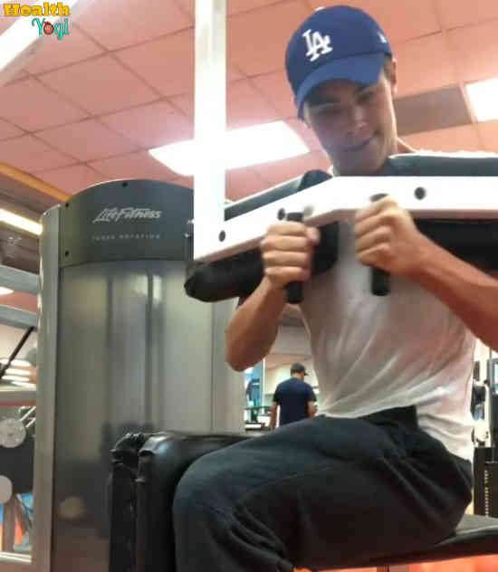 Kevin Quinn Workout Routine