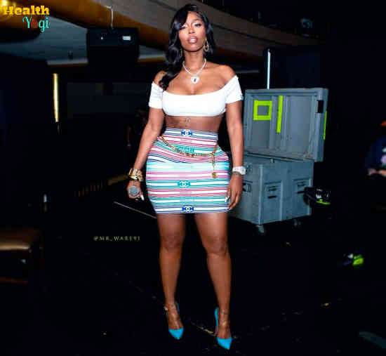 Kash Doll Diet Plan and Workout Routine