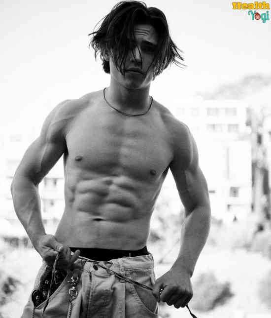 Tanner Buchanan Workout Routine and Diet Plan
