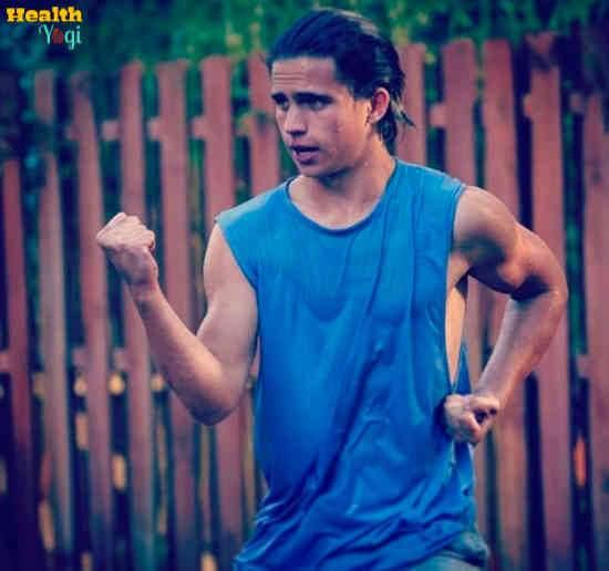 Tanner Buchanan Workout Routine