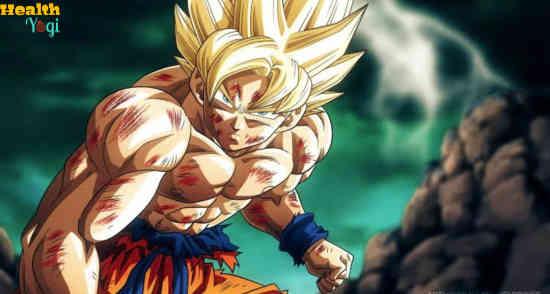 Goku Workout Routine