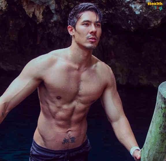 Lewis Tan Workout Routine