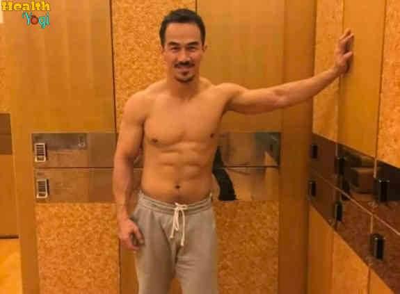 Joe Taslim Workout Routine