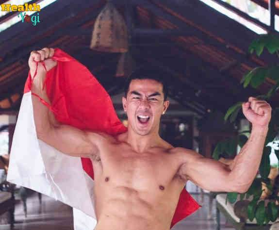 (Mortal Kombat Sub-Zero) Joe Taslim Workout Routine and Diet Plan