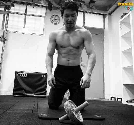 Simu Liu Diet Plan