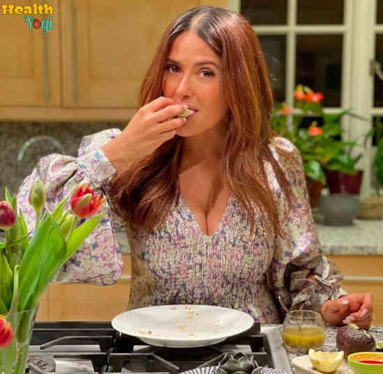 Salma Hayek Diet Plan