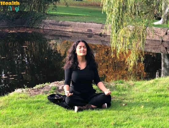 Salma Hayek Workout Routine