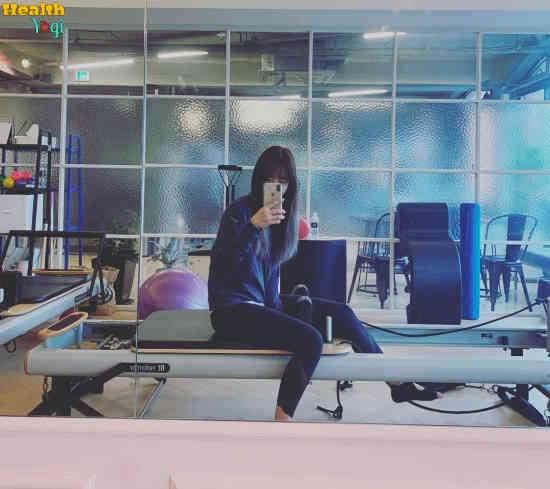 Park Shin-hye Diet Plan