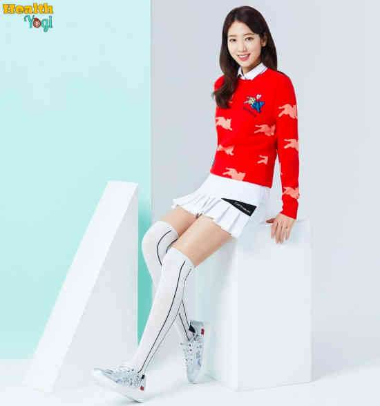 Park Shin-hye Diet Plan and Workout Routine