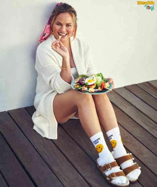 Chrissy Teigen Diet Plan